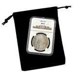 1902 Morgan Silver Dollar - New Orleans ( O ) - Certified 64