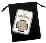 1882 Morgan Silver Dollar - New Orleans ( O ) - Certified 64