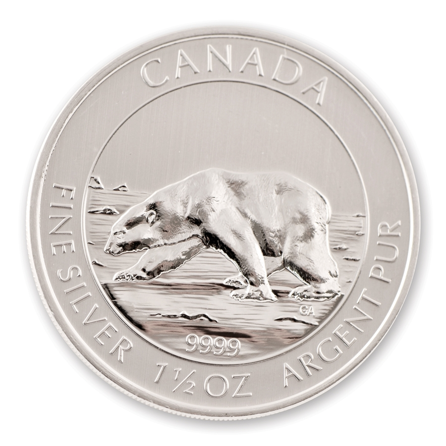 2013 Canadian Polar Bear
