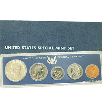 1966 Special Mint US Mint Sets