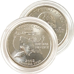 2002 Louisiana Uncirculated Quarter - P Mint