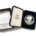 2002 Silver Eagle Government Issue - Proof