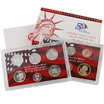 2002 US Silver Proof Set - Modern (10 pc)