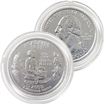 2003 Alabama Platinum Quarter - Denver Mint
