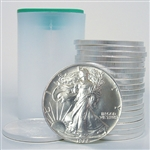 1988 Silver Eagle Government Roll of 20