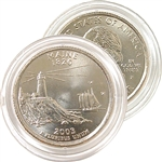 2003 Maine Uncirculated Quarter - P Mint