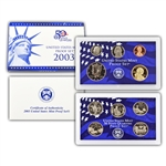 2003 Modern Issue Proof Set