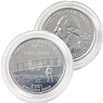 2001 North Carolina Platinum Quarter -Philadelphia Mint