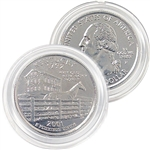 2001 Kentucky Platinum Quarter - Philadelphia Mint
