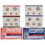 2002 US Mint Set