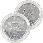 2003 Arkansas Platinum Quarter - Philadelphia Mint