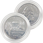 2003 Arkansas Platinum Quarter - Denver Mint