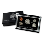 1992 US Silver Proof Set - Premier