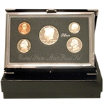 1994 US Silver Proof Set - Premier