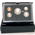 1995 US Silver Proof Set - Premier