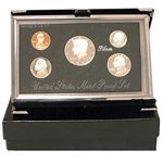 1997 US Silver Proof Set - Premier
