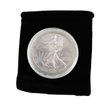 2004 Silver Eagle - Uncirculated