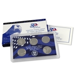 2003 50 State Quarters Proof Set - Original Government Issue