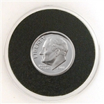2001 Roosevelt Dime - SILVER PROOF in Capsule