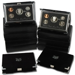 Premier Silver Proof Set Collection - 1992 to 1998