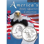 2004 Michigan State Quarter Album