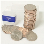 2004 Texas Quarter Roll - Philadelphia - Uncirculated
