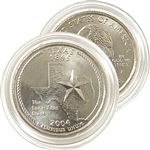 2004 Texas Uncirculated Quarter - P Mint