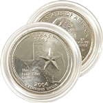 2004 Texas Uncirculated Quarter - Denver Mint