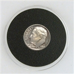 1980 Roosevelt Dime - PROOF in Capsule