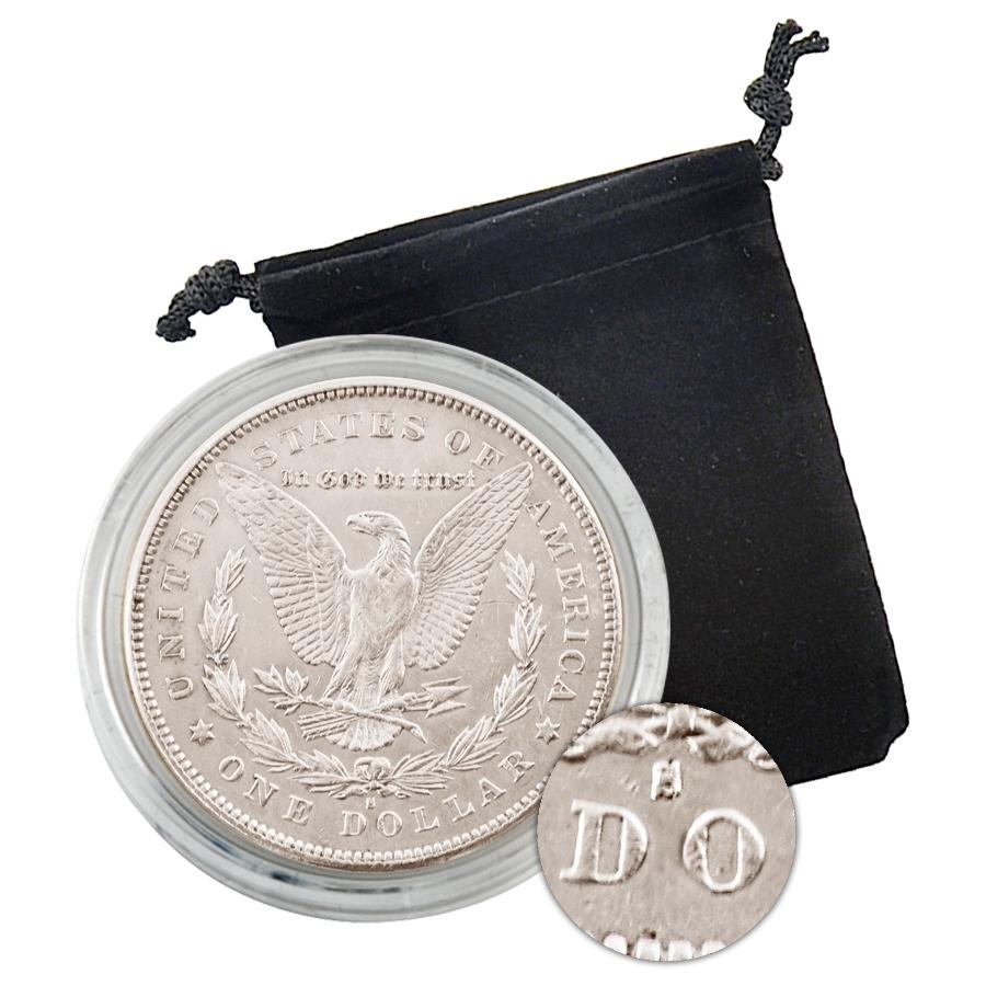 BU 1882-S Morgan Silver Dollar Uncirculated San Francisco Mint 71919