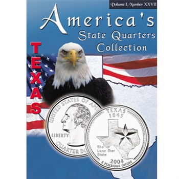 2004 Texas State Quarter Album