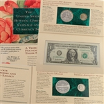 1997 Botanic Gardens Coin & Currency Set