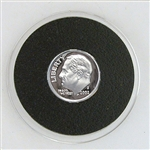 2002 Roosevelt Dime - PROOF in Capsule