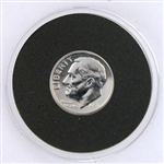 1959 Roosevelt Dime  - SILVER PROOF in Capsule