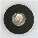 1989 Roosevelt Dime - PROOF in Capsule