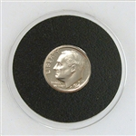 1976 Roosevelt Dime - PROOF in Capsule