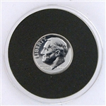 1960 Roosevelt Dime - SILVER PROOF in Capsule