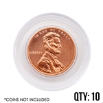 Coin Capsule - Cent - 19 mm - Qty 10