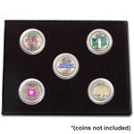 Display Box -Holds 5 Direct Fit A Capsules - PB3-5A