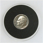 1969 Roosevelt Dime - PROOF in Capsule