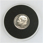 1977 Roosevelt Dime - PROOF in Capsule
