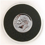 1962 Roosevelt Dime - SILVER PROOF in Capsule