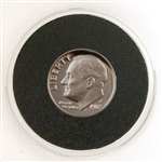 1982 Roosevelt Dime - PROOF in Capsule