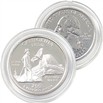2005 California Platinum Quarter - Denver Mint