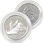 2005 California Platinum Quarter - Philadelphia Mint