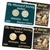 2004 Westward Keelboat Nickel Gold & Platinum 2pc Set