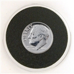 1963 Roosevelt Dime  - SILVER PROOF in Capsule