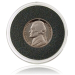 1987 Jefferson Nickel - PROOF
