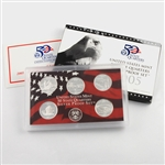 2005 50 State Quarters Silver Set - Original Government Packaging