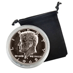 1969 Kennedy Half Dollar - Proof